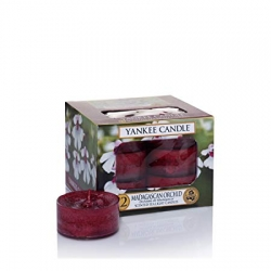 YANKEE CANDLE MADAGASKAN ORCHID TEA LIGHT 12PCS