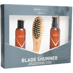 MEN ROCK BLADE SHUNNER KIT - Zestaw do brody
