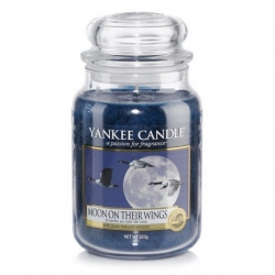 Yankee Candle Moon On Their Wings 623g duży słoik