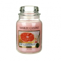 Yankee Candle Juicy Grapefruit 623g duży słoik