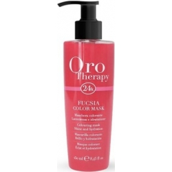 FANOLA ORO THERAPY COLOR MASK FUCSIA 250ML