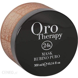 FANOLA ORO THERAPY RUBINO MASKA DO WŁOSÓW 300ML