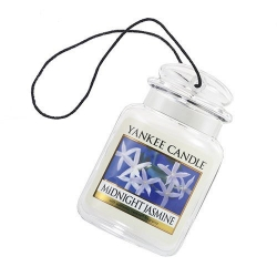 Yankee Candle Car Jar Ultimate Midnight Jasmine