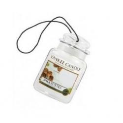 Yankee Candle Car Jar Ultimate Shea Butter