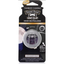 Yankee Candle Car Vent Clip Midsummer's Night