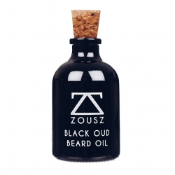 ZOUSZ BLACK OUD BEARD OIL OLEJEK DO BRODY 50ML
