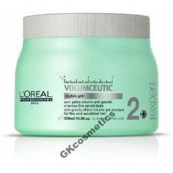 LOREAL VOLUMCEUTIC VOLUMETRY MASKA 500 ml