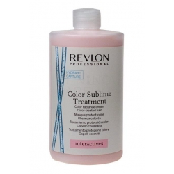 REVLON COLOR SUBLIME MASKA WŁOSY FARBOWANE 750ML