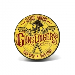 GUNSLINGERS CLASSIC POMADE POMADA DO WŁOSÓW 75ML