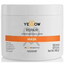Alfaparf Yellow Repair Maska regenerująca 500 ml