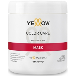 Alfaparf Yellow Color Care maska farbowane 1000ml