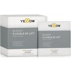 Alfaparf Rozjaśniacz 9 tonów Yellow Bleach 50g