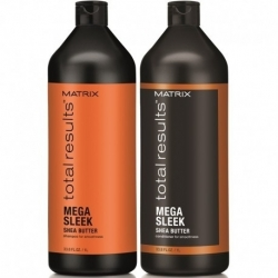 MATRIX TOTAL RESULTS ZESTAW SLEEK 1000 ML + 1000ML