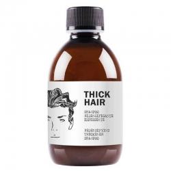 DEAR BEARD THICK HAIR SZAMPON POGRUBIAJĄCY 250ml