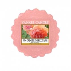 Yankee Candle Wosk SUN-DRENCHED APRICOT ROSE 22g