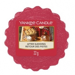 Yankee Candle Wosk AFTER SLEDDING 22g