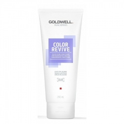 GOLDWELL COLOR REVIVE LIGHT COOL BLONDE ODŻYWKA 200ML