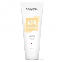 GOLDWELL COLOR REVIVE LIGHT WARM BLONDE ODŻYWKA 200ML