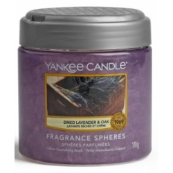 YANKEE CANDLE DRIED LAVENDER & OAK Kuleczki