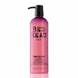 TIGI colour combat DUMB BLONDE ODŻYWKA 750ML