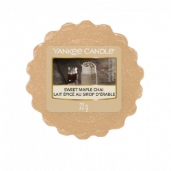 Yankee Candle Wosk Sweet Maple Chai 22g