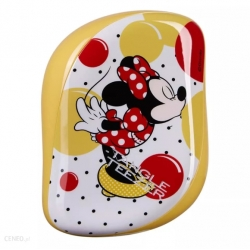 TANGLE TEEZER COMPACT MINNIE MOUSE YELLOW