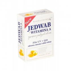 Bioelixire jedwab z witaminą A Filtr UV + Q10 20ml