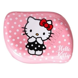 TANGLE TEEZER COMPACT HELLO KITTY PINK