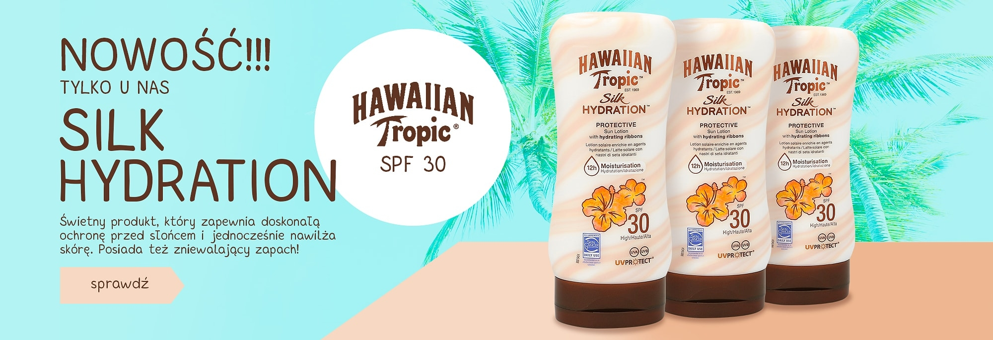 Hawaiian Tropic Hydration